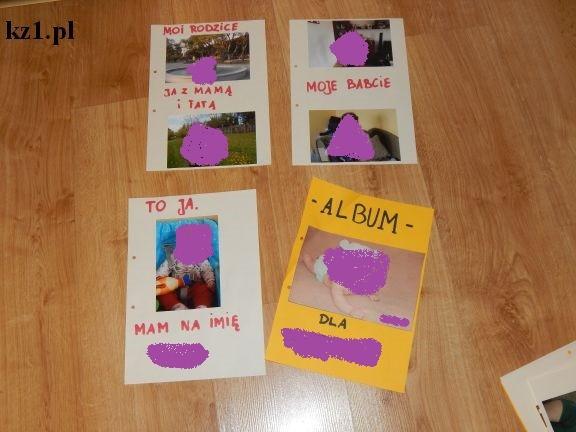 kartki ze zdjęciami i napisami do nauki czytania