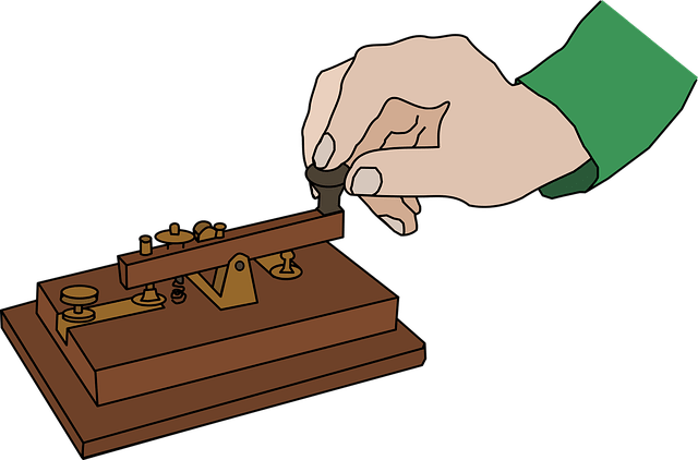 maszyna do nadawania alfabetu moresa