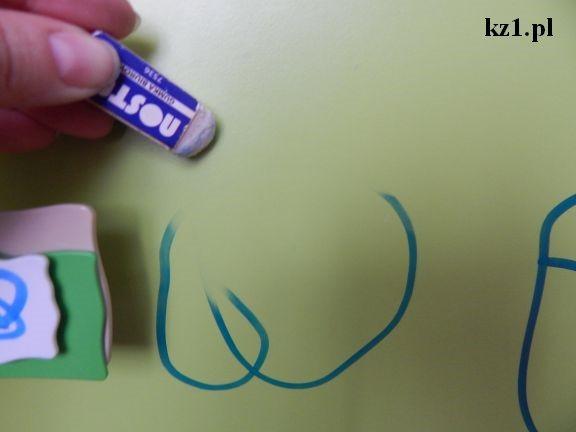 gumka ściera mazak