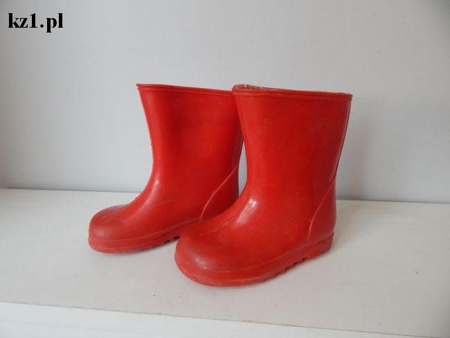 kalosze buty na deszcz