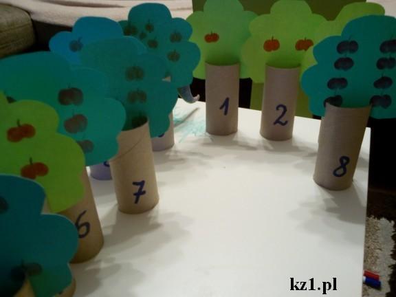 matematyczne drzewka