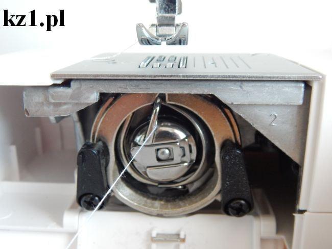 bębenek umieszczony w maszynie