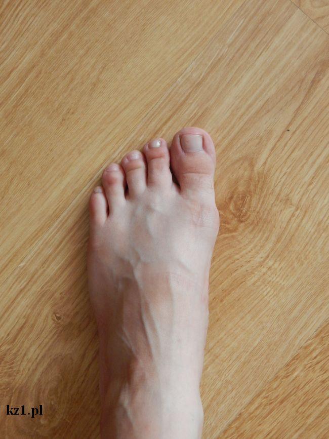nazwy palców stóp