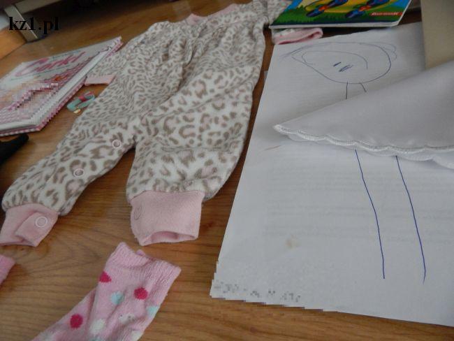 body i pierwsze rysunki dziecka