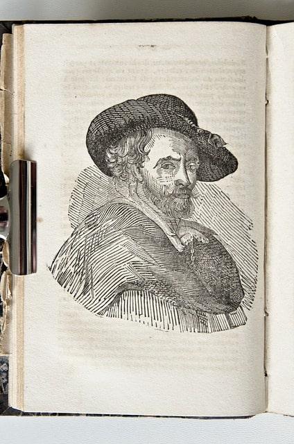 rubens portret