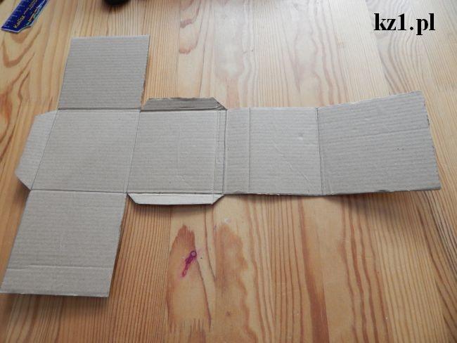 szablon kwadratu do złożenia 10x10
