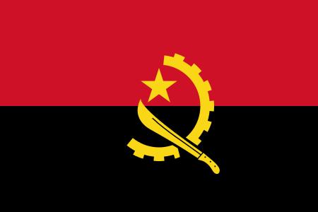 flaga angolii