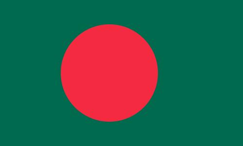 flaga bangladeszu