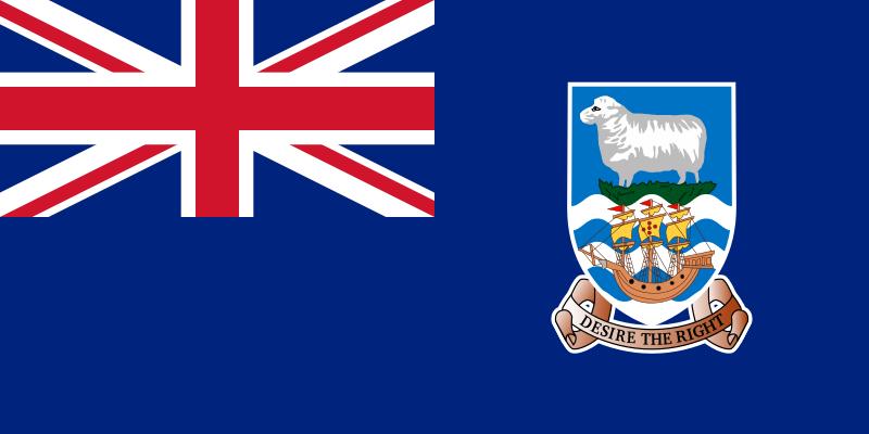 flaga wysp falklandzkich