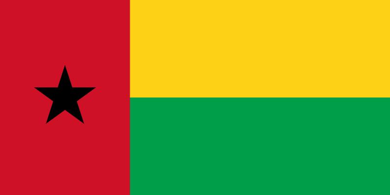 flaga Gwinea Bissau