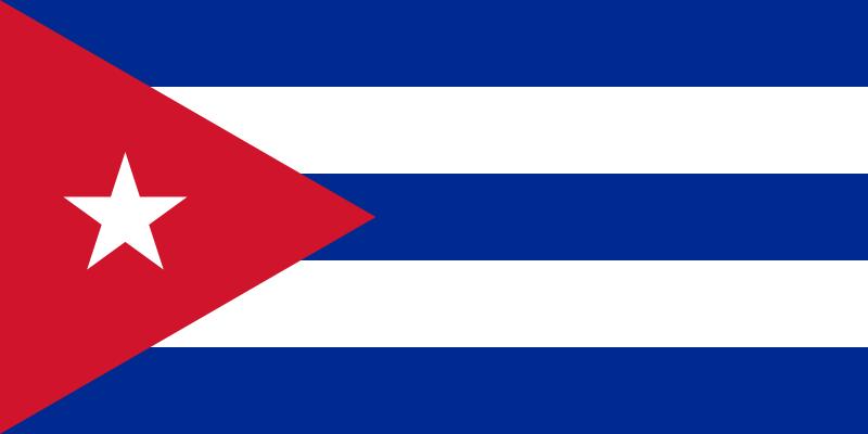 flaga kuby