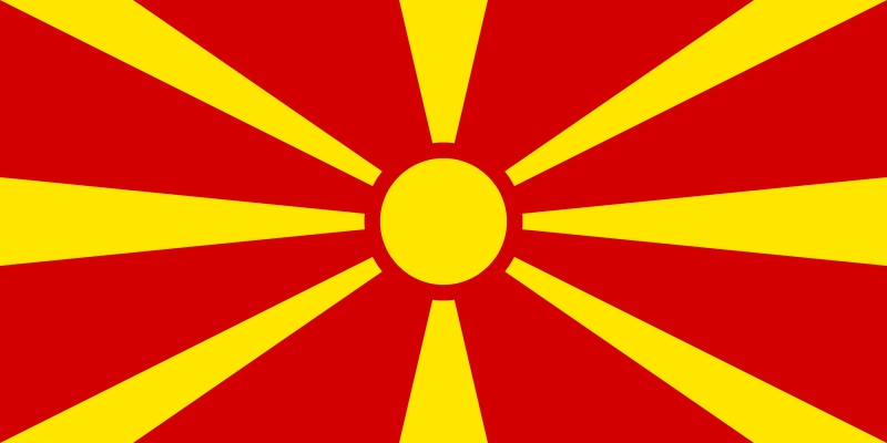 flaga macedoni