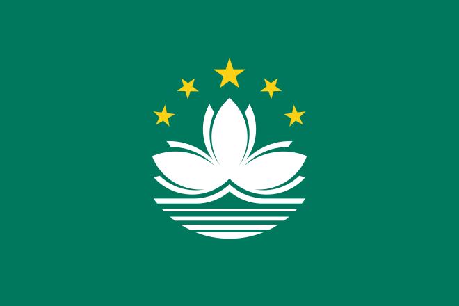 flaga makau