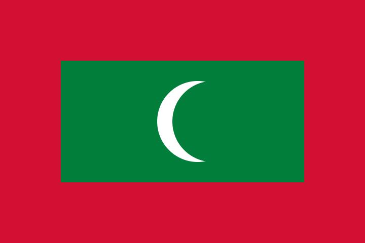 flaga malediwów