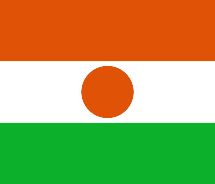 flaga nigru