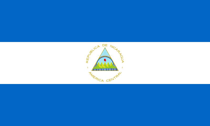flaga nikaragui