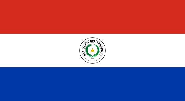 flaga paragwaju