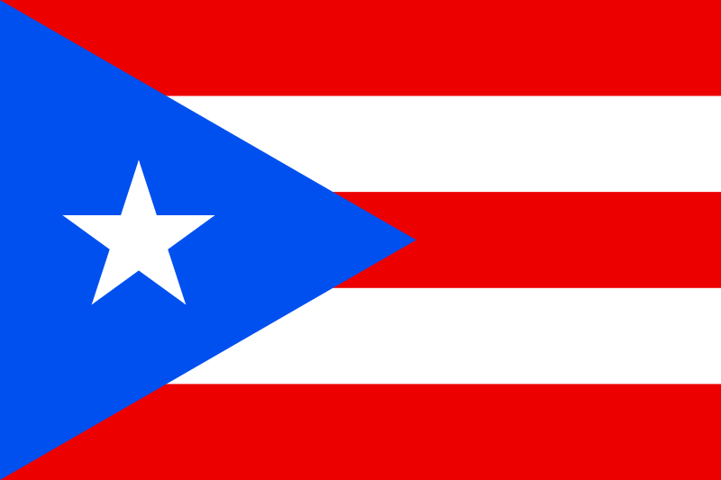 flaga portoryko