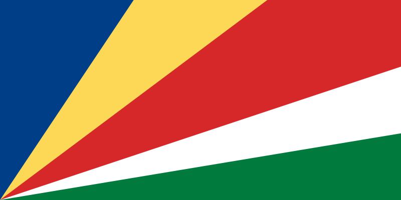 flaga seszeli
