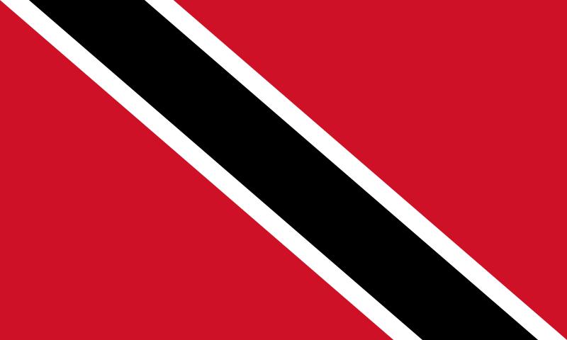 flaga trynidadu i tobago