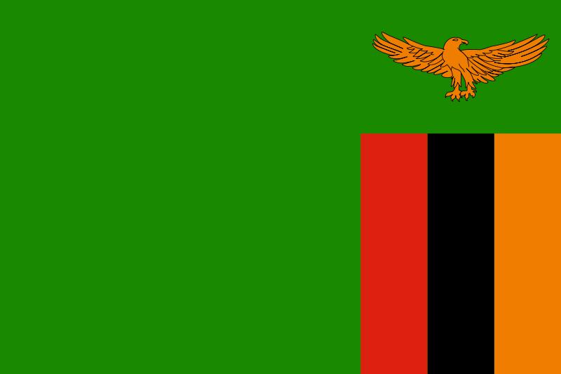 flaga zambii