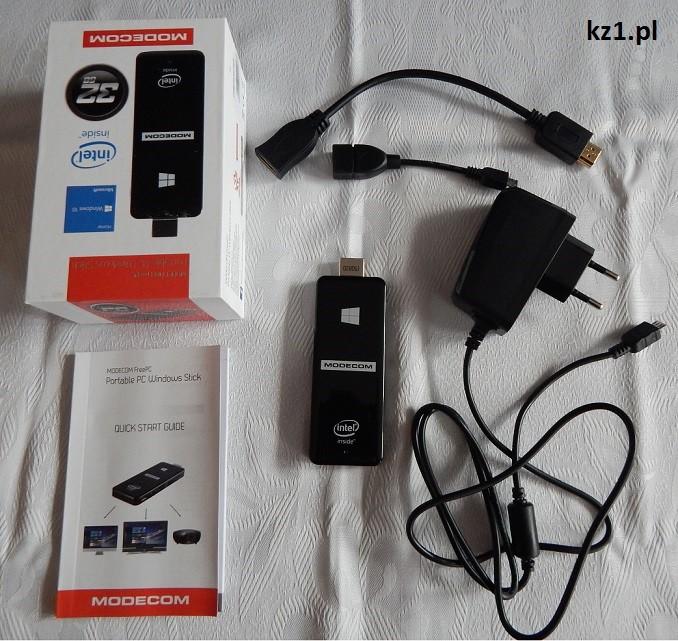 zestaw modecom freepc