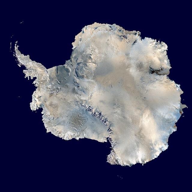 antarktyda kontynent