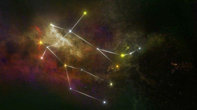 gwiazdozbiór bliźniąt
