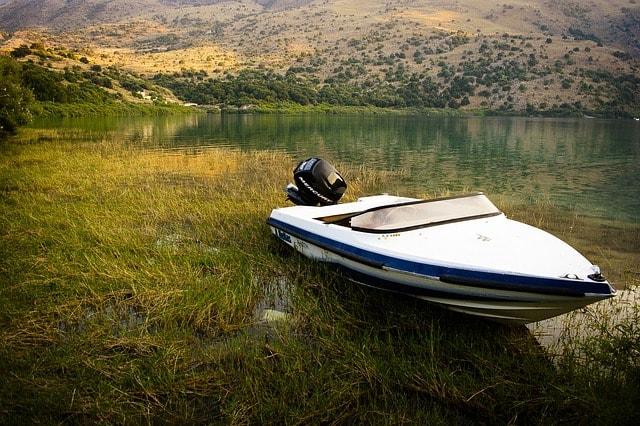 jezioro kournas na krecie