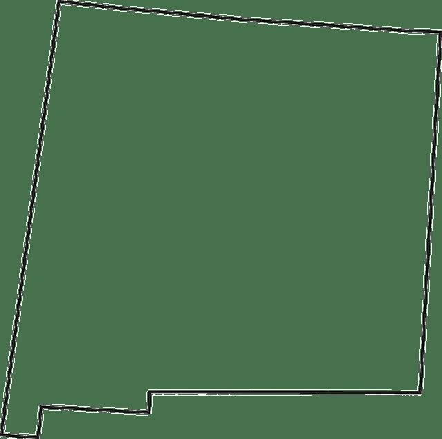 nowy meksyk mapa