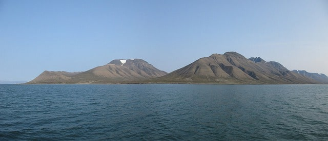 spitsbergen panorama