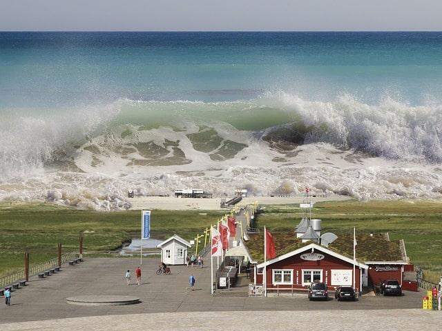 tsunami fala