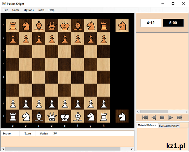 gra chessv