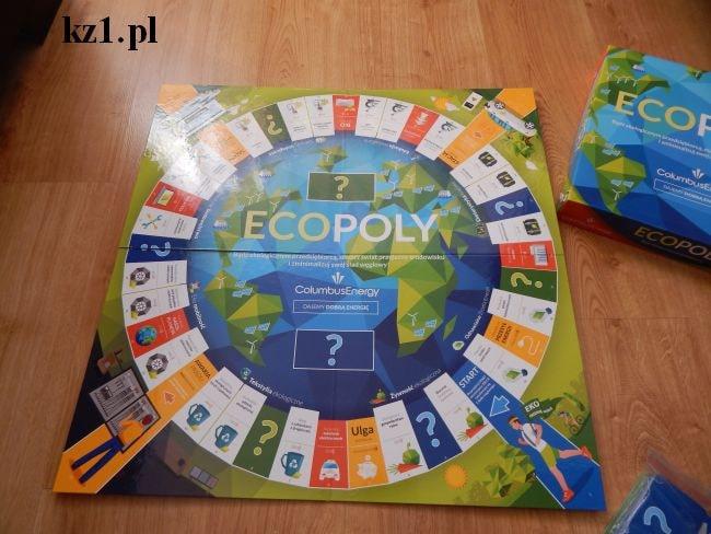 plansza do gry w ecopoly