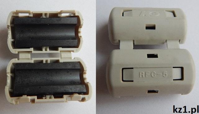 filtr ferrytowy rfc-5