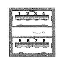 opis złącza USB i jego pinów