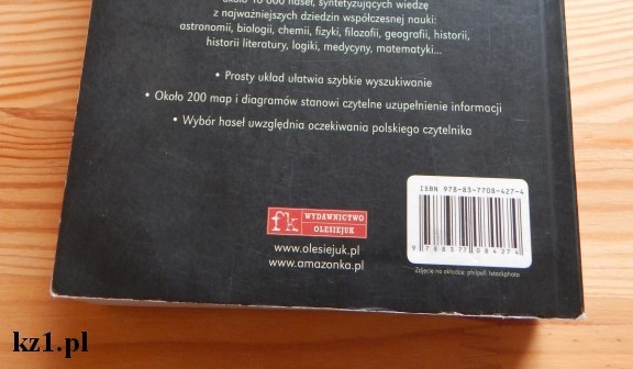 numer ISBN książki