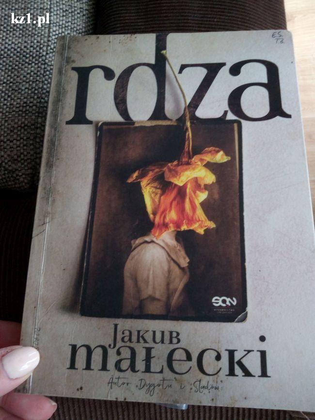 rdza - jakub Małecki