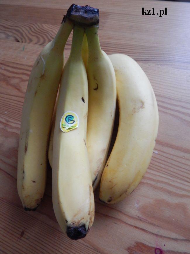 banany z bananowca