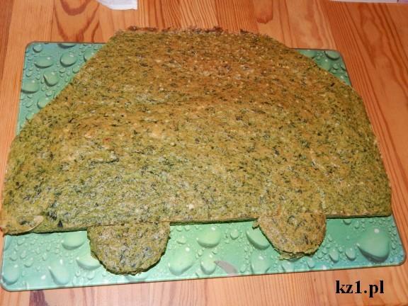 ciasto auto kształt spód