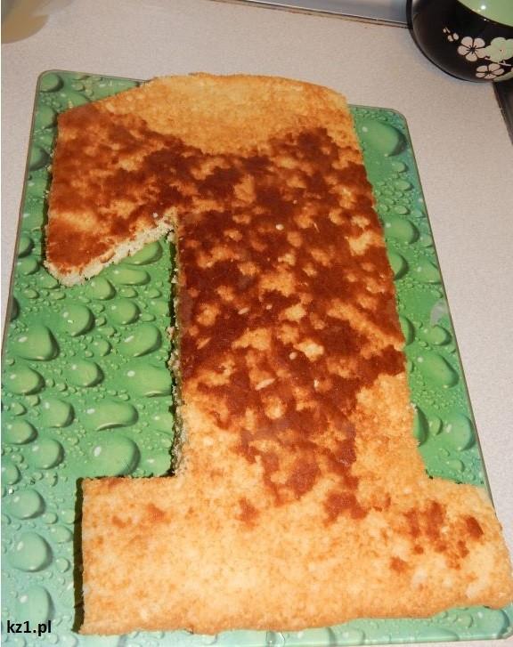 ciasto jedynka
