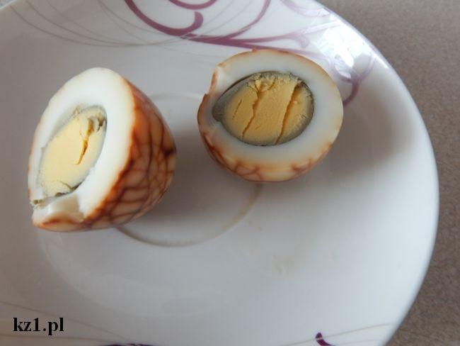 jajko marmurkowe herbaciane