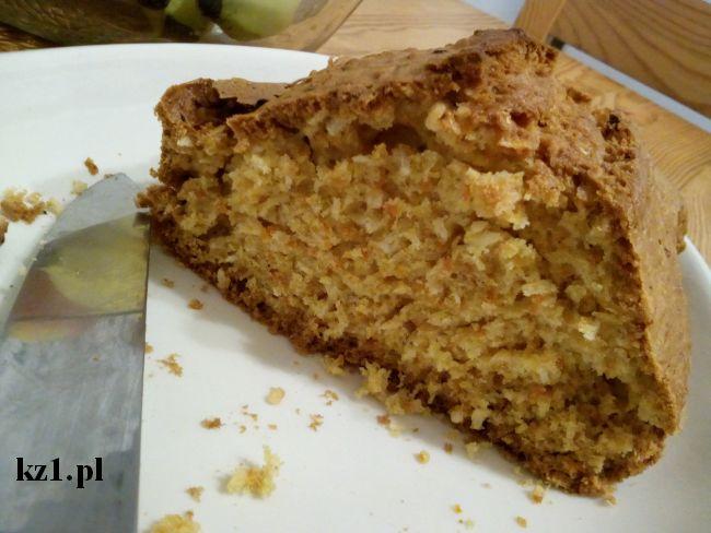 ciasto marchewkowo-kokosowe