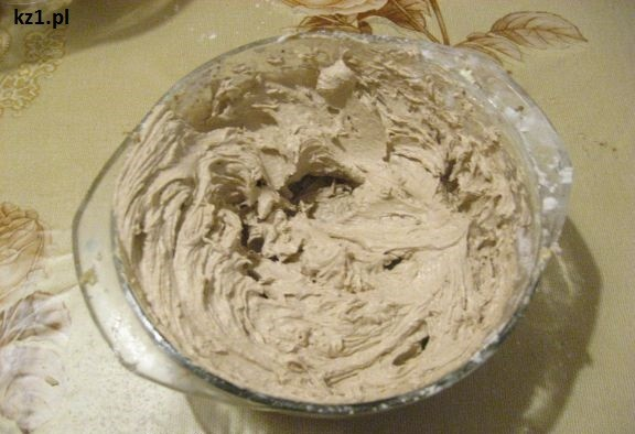 masa na ciasto jeż