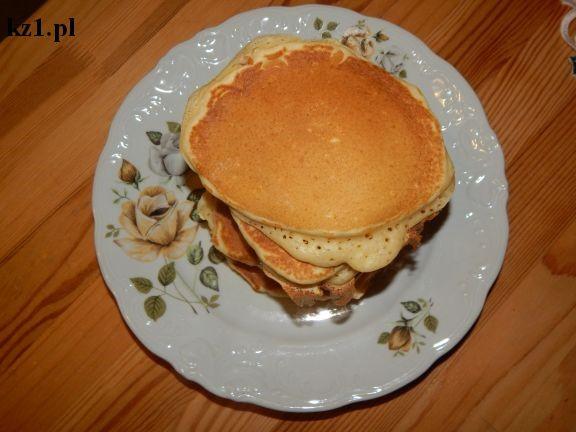 naleśniki amerykańskie - pancakesy