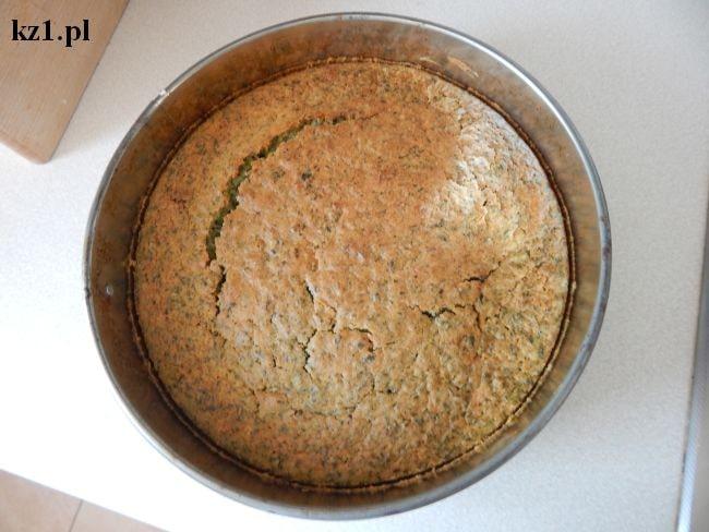 spód szpinakowy do ciasta