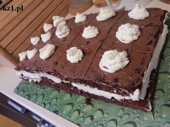 wuzetka ciasto z kremem