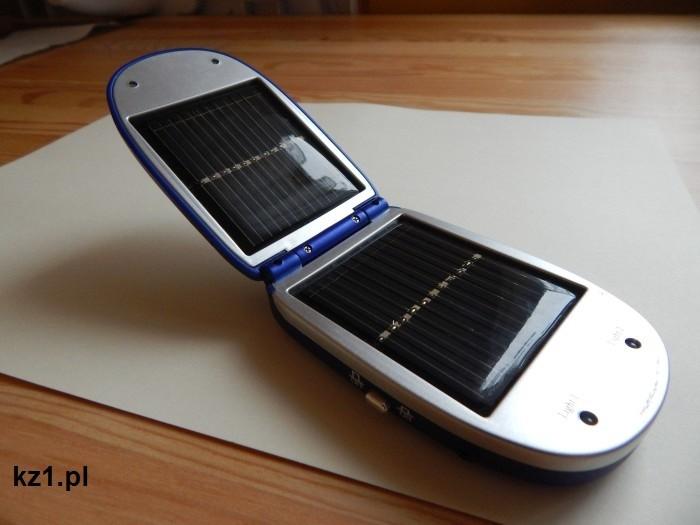 ładowarka solarna