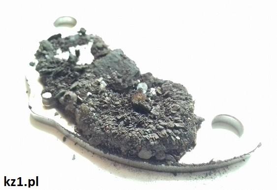 wyszukiwanie mikrometeorytów żelaznych magnesem