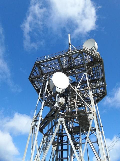 wieża gprs